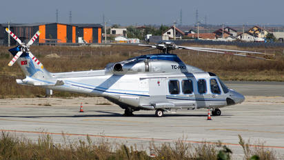 TC-HKI - Private Agusta Westland AW139