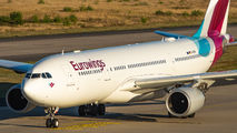D-AXGB - Eurowings Airbus A330-200 aircraft