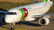 CS-TPQ - TAP Express Embraer ERJ-190 (190-100) aircraft