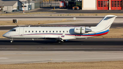 9H-YOU - Air X Bombardier CL-600-2B19