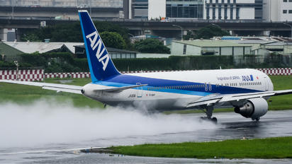 JA611A - ANA - All Nippon Airways Boeing 767-300ER