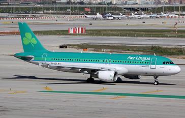 EI-DET - Aer Lingus Airbus A320