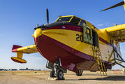 UD.14-04 - Spain - Air Force Canadair CL-415 (all marks) aircraft