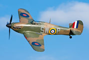 G-HITT - Flying Legends Hawker Hurricane Mk.I (all models) aircraft