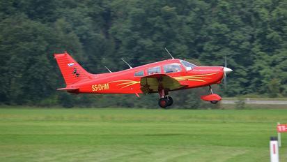 S5-DHM - Private Piper PA-28-161 Cherokee Warrior II