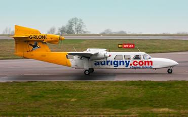 G-RLON - Aurigny Air Services Britten-Norman BN-2 III Trislander