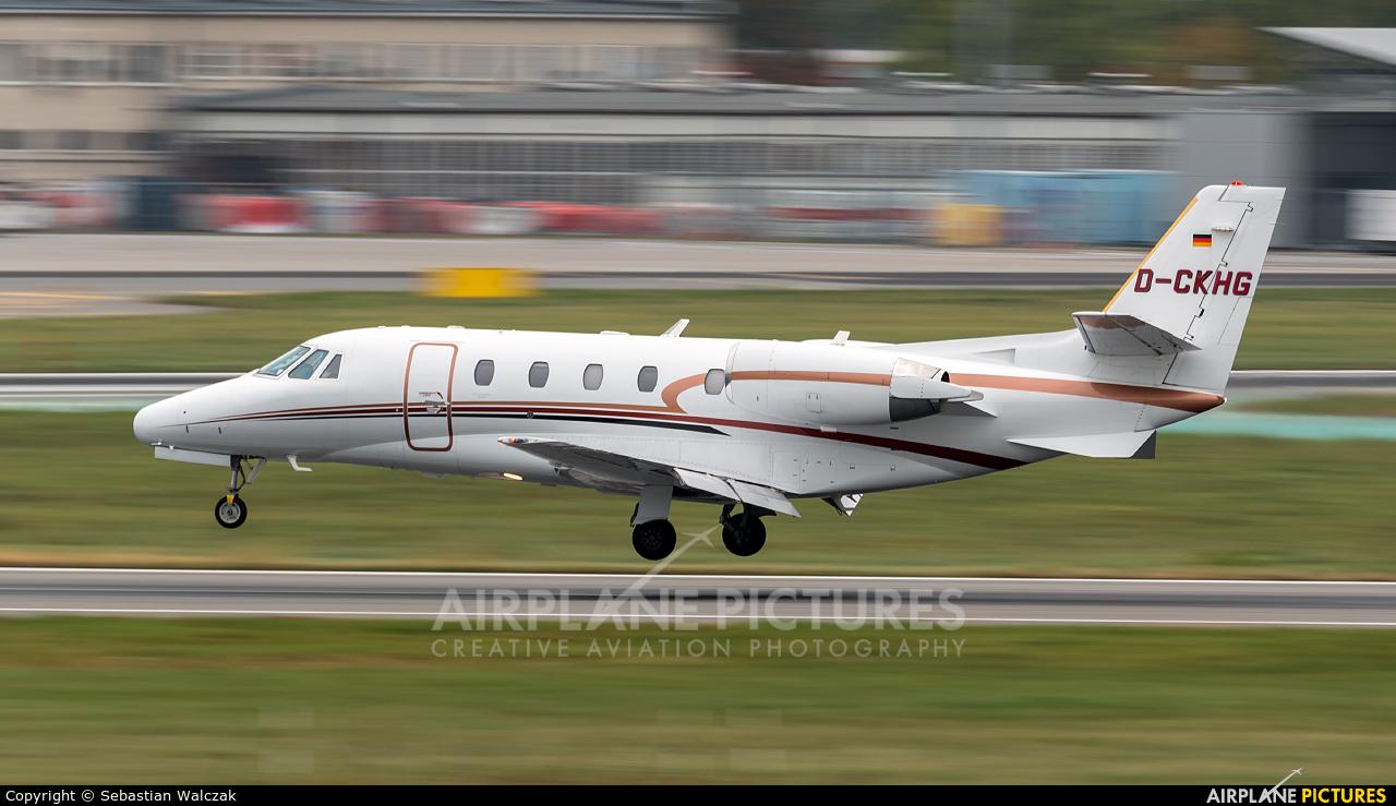 Windrose Air D-CKHG aircraft at Warsaw - Frederic Chopin