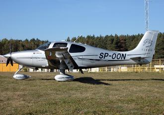 SP-OON - Private Cirrus SR22-GTS G3 Turbo