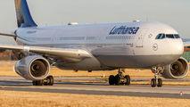 D-AIKD - Lufthansa Airbus A330-300 aircraft