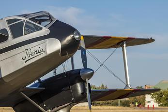 EC-AAY - Fundación Infante de Orleans - FIO de Havilland DH. 89 Dragon Rapide