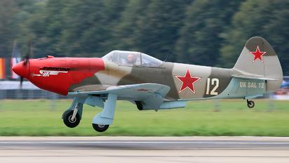 OK-SAL12 - Private Yakovlev Yak-3U