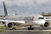 A7-ALX - Qatar Airways Airbus A350-900 aircraft