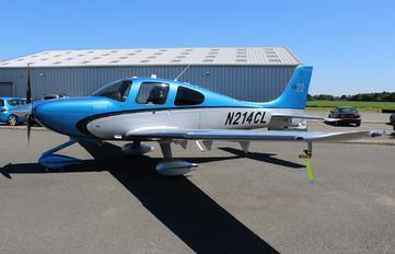 N214CL - Private Cirrus SR22