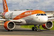 G-UZHA - easyJet Airbus A320 NEO aircraft