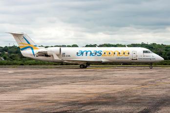 CX-LVA - Amaszonas Uruguay Bombardier CRJ-200ER
