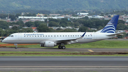 HP-1569CMP - Copa Airlines Embraer ERJ-190 (190-100)