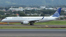 HP-1569CMP - Copa Airlines Embraer ERJ-190 (190-100) aircraft
