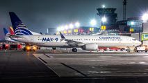 HP-9901CMP - Copa Airlines Boeing 737-9 MAX aircraft