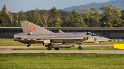 SE-DXR - Swedish Air Force Historic Flight SAAB J 35J Draken