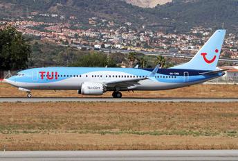 OO-TMB - TUI Airlines Belgium Boeing 737-8 MAX