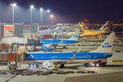 PH-BXM - KLM Boeing 737-800 aircraft