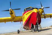 UD.13-34 - Spain - Air Force Canadair CL-215T aircraft