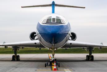 HA-LCA - Malev Tupolev Tu-154B-2