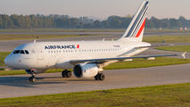 F-GUGL - Air France Airbus A318 aircraft
