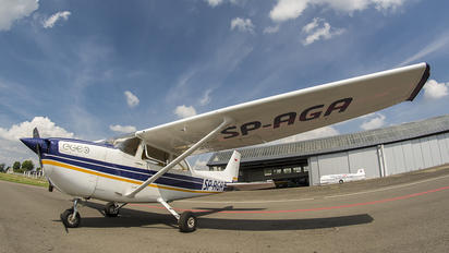 SP-AGA - Private Cessna 172 Skyhawk (all models except RG)