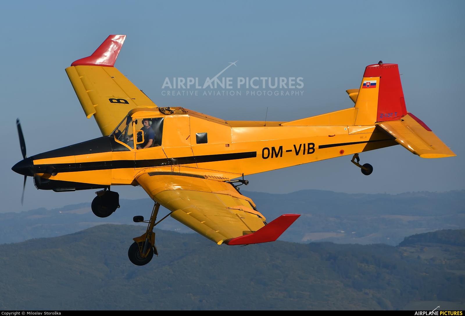 Aero Slovakia OM-VIB aircraft at In Flight - Slovakia