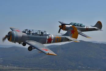 OM-JKK - Private Aerostar SA Yak 52