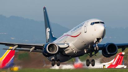 N825AM - Aeromexico Boeing 737-800