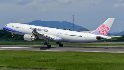 B-18356 - China Airlines Airbus A330-300
