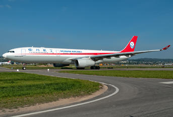 B-8589 - Sichuan Airlines  Airbus A330-300