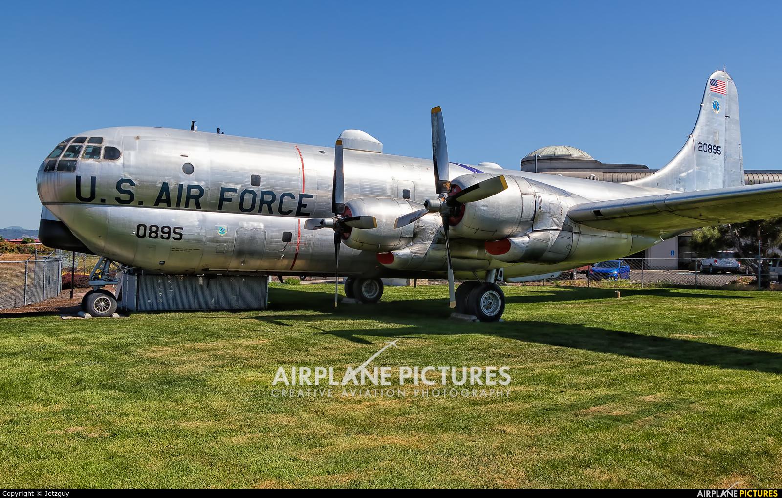 USA - Air Force 52-0895 aircraft at Medford - Rogue Valley Intl
