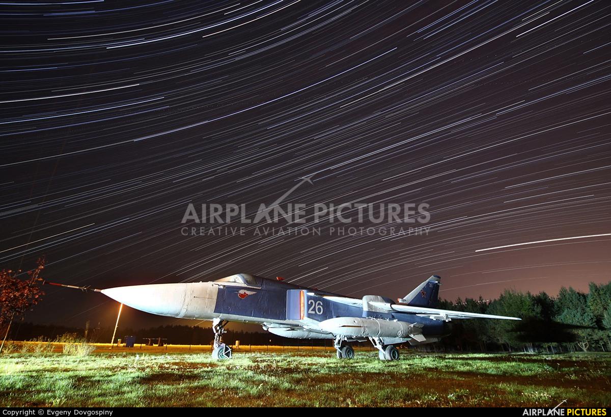 Belarus - Air Force 26 aircraft at Lipki