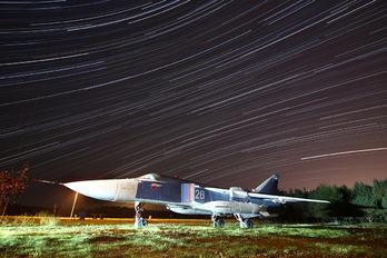 26 - Belarus - Air Force Sukhoi Su-24M