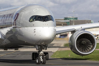 A7-ALX - Qatar Airways Airbus A350-900