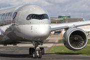 A7-ALX - Qatar Airways Airbus A350-900 aircraft