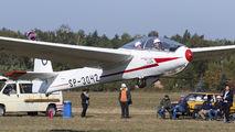 SP-3042 - Aeroklub Warszawski PZL SZD-9 Bocian aircraft