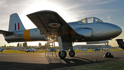 G-AOBU -  Hunting Percival Jet Provost