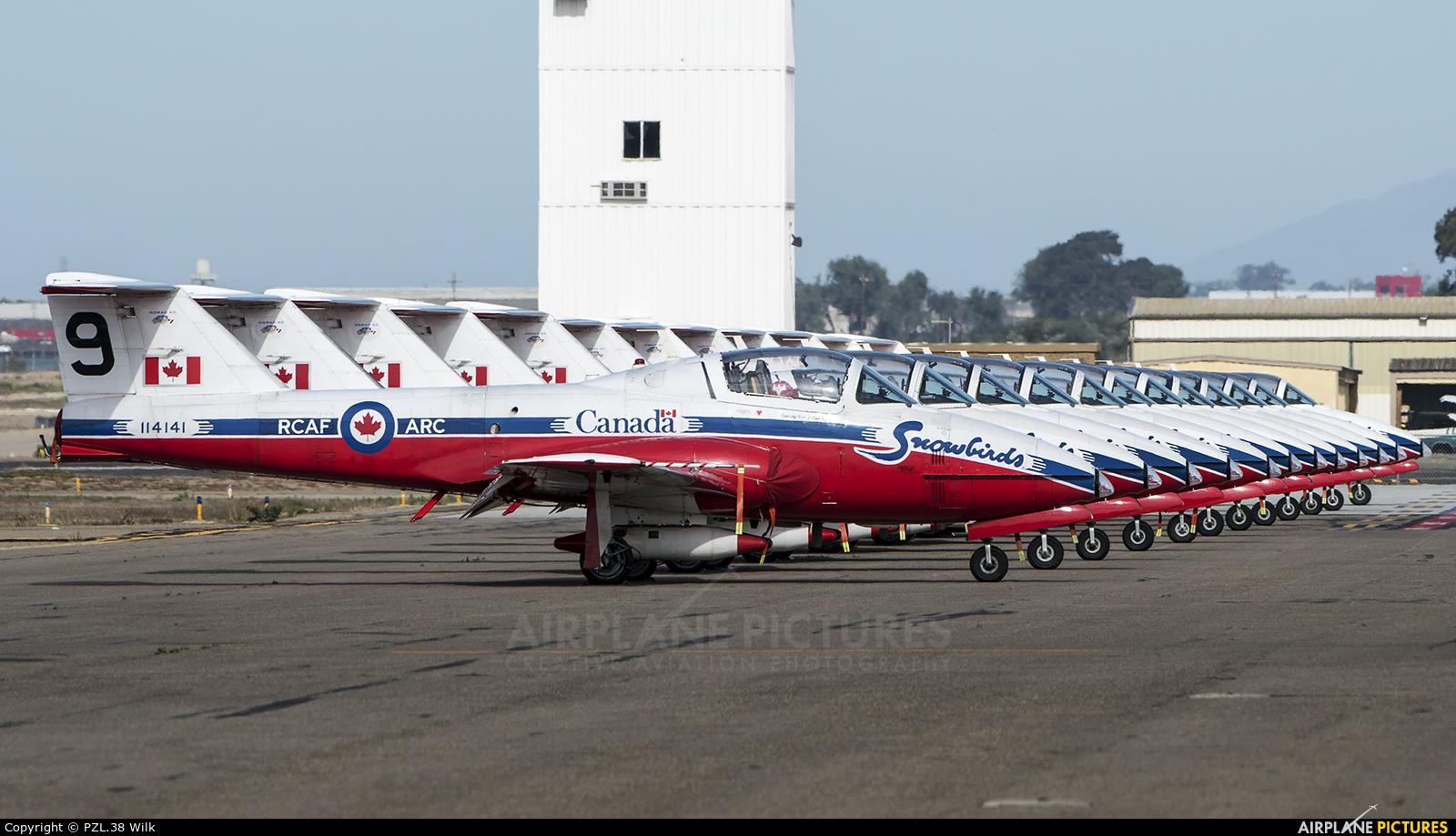Canada - Air Force 114141 aircraft at Santa Maria