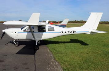 G-CEKW - Private Jabiru J430
