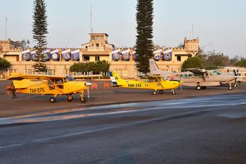 FAH-245 - Honduras - Air Force Cessna 172 Skyhawk (all models except RG)