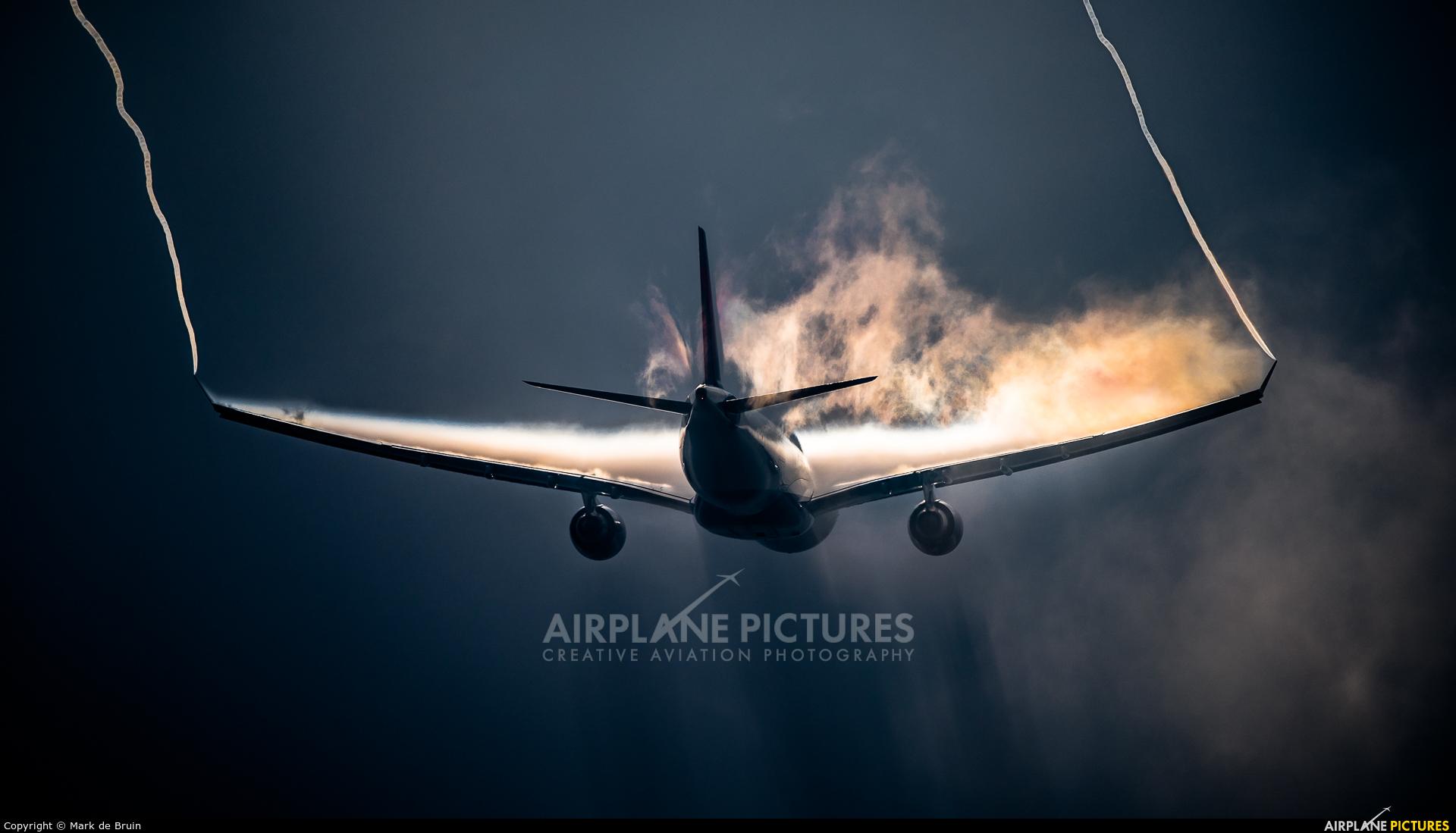 Delta Air Lines N830NW aircraft at Amsterdam - Schiphol