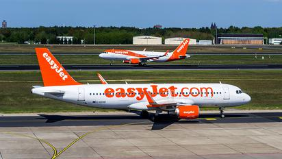 G-EZOD - easyJet Airbus A320