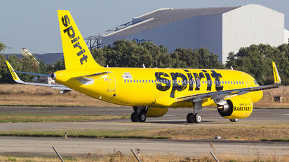 F-WWDX - Spirit Airlines Airbus A320