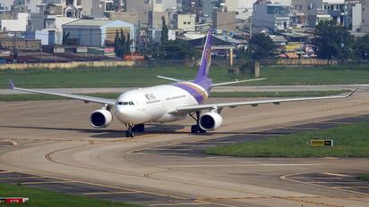 HS-TES - Thai Airways Airbus A330-300
