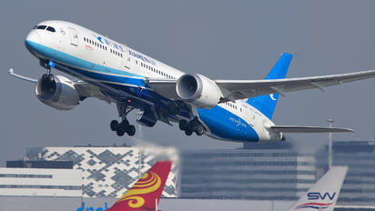B-1566 - Xiamen Airlines Boeing 787-9 Dreamliner