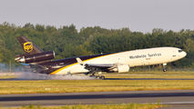 N256UP - UPS - United Parcel Service McDonnell Douglas MD-11F aircraft